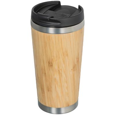 Image of Insulated Bamboo Mug