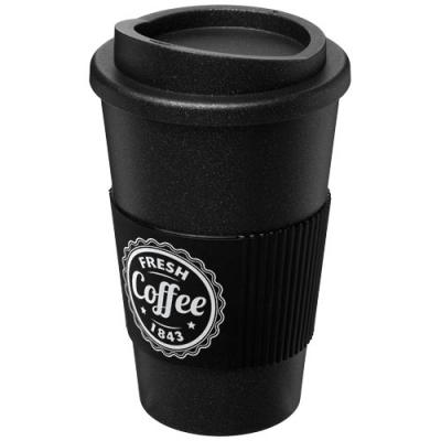 Image of Americano® Midnight grip 350 ml insulated tumbler